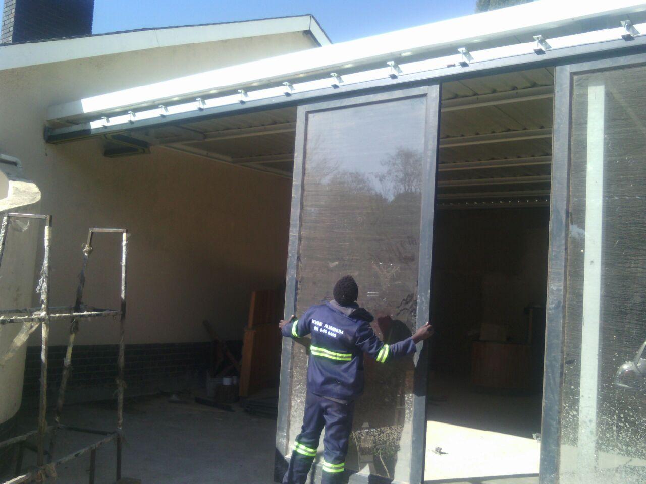 Stacking Doors Installations Curtain Walling Sliding Door